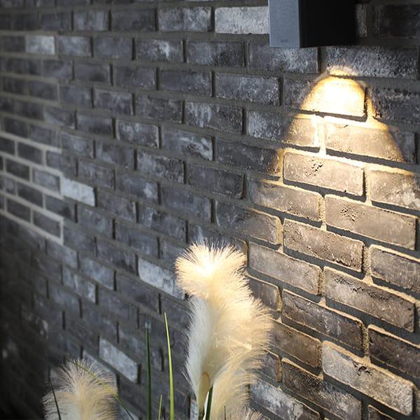 Showroom muurstrip